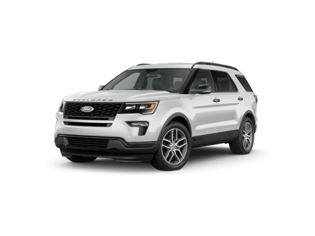New 2019 Ford Explorer Sport SUV in Rye, NY